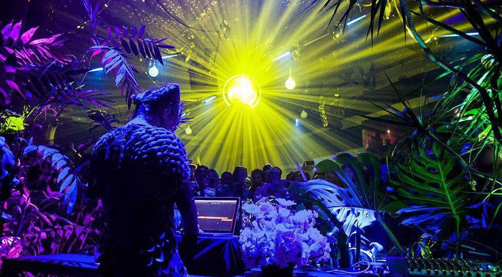 Björk DJ Set for Vivid