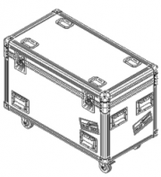 Supersharpy / Mythos Flightcase