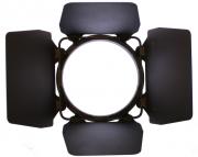LED Quad-7 Barndoor