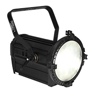 LED Fresnel HP W/W DMX Zoom