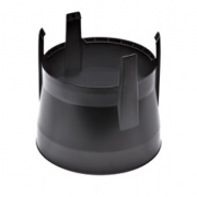 MAC 101 Tophat Black x 4