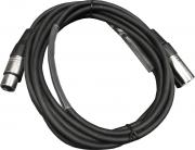 Pro Shop DMX Cable 3m 3pin