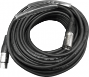 Pro Shop DMX Cable 20m 3pin