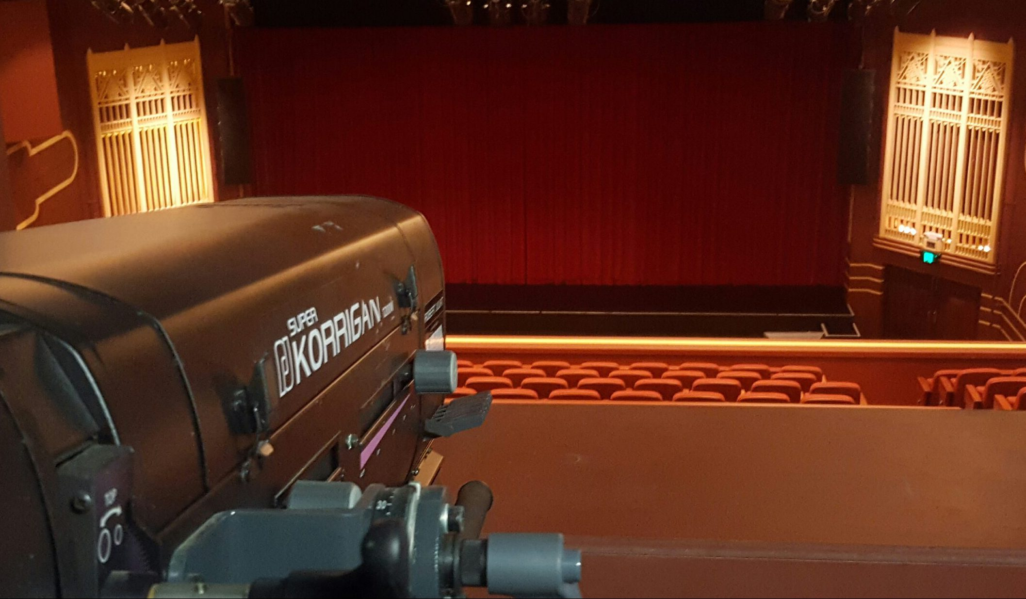 Perth's Regal Theatre