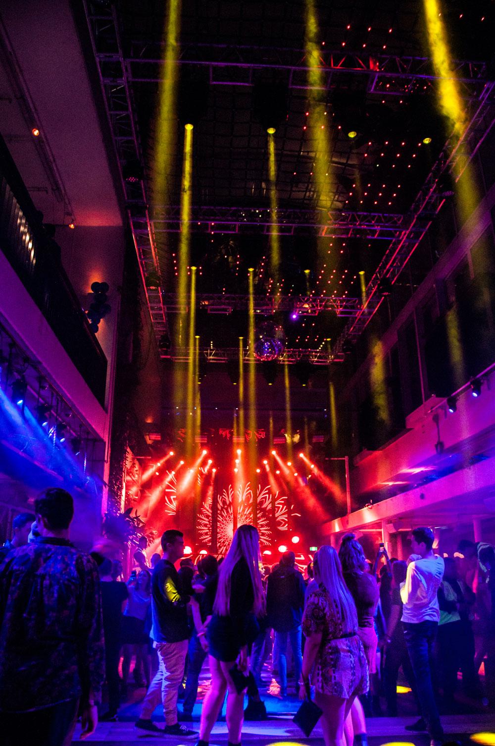 Ministry Of Sound Club | Show Technology Australia