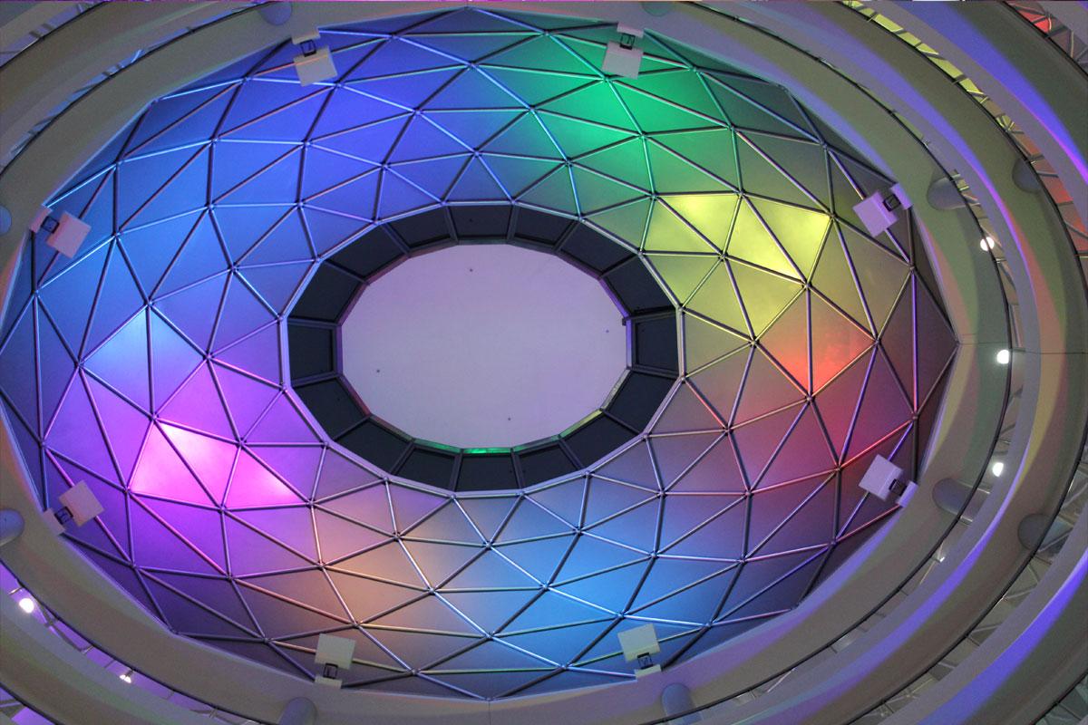 The Garvan Institute Dome