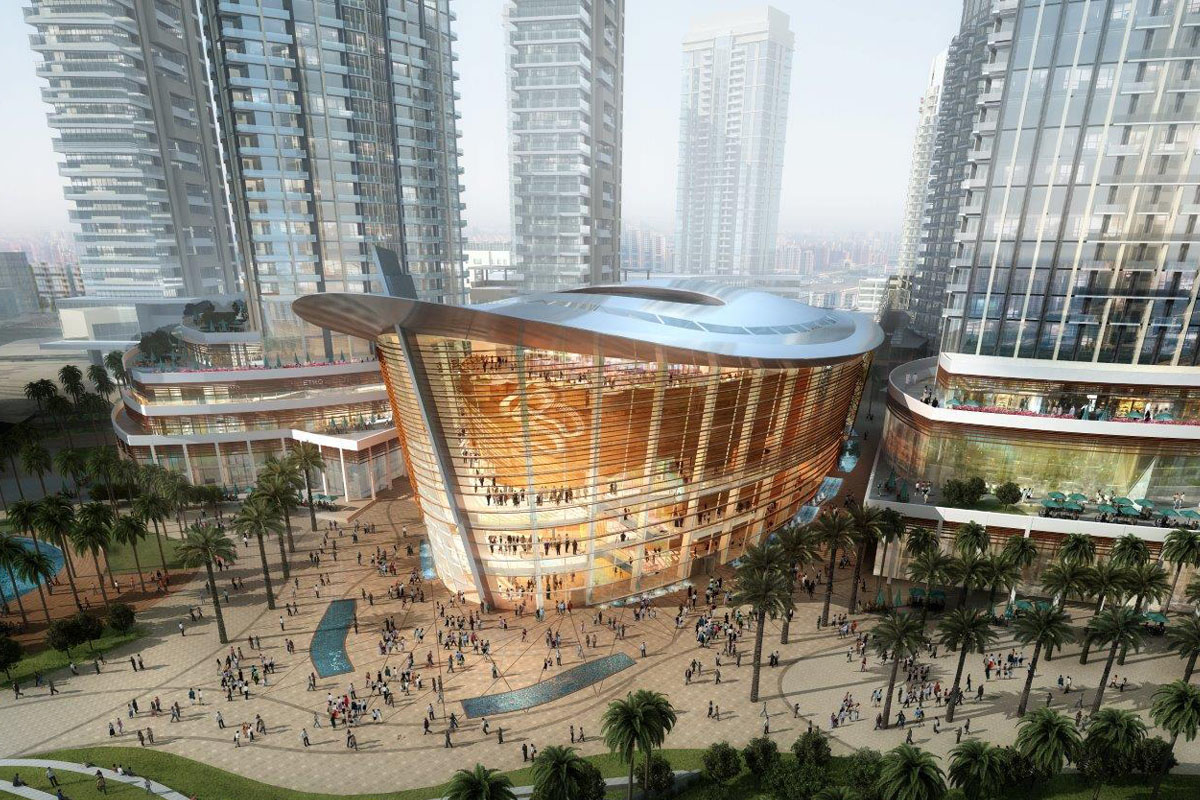 Dubai Opera upgrades house rigs with Claypaky investment