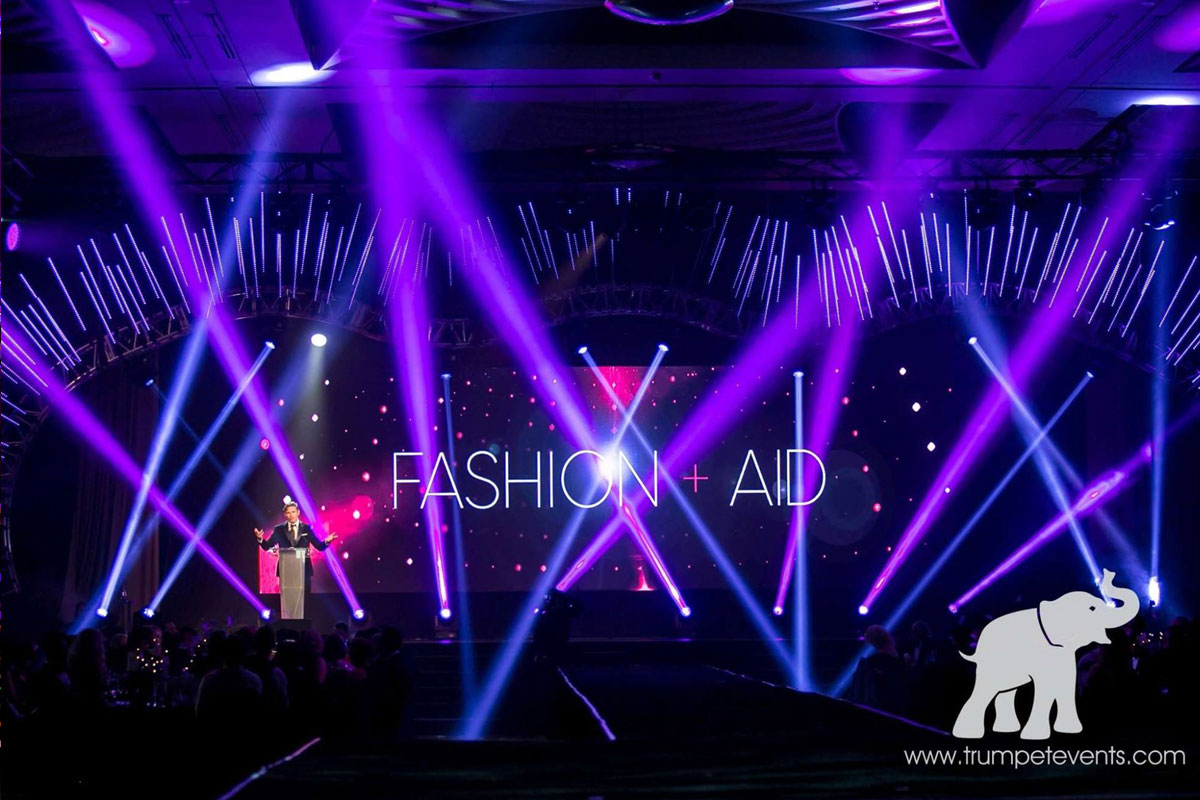 Fashion + Aid 2017