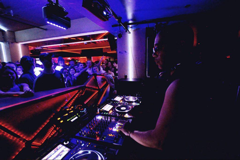 XE54 Nightclub Melbourne