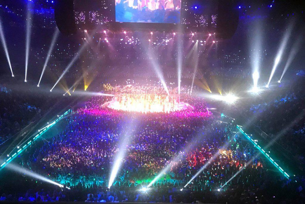 School Spectacular Qudos Bank Arena