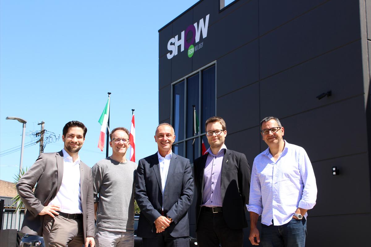 Show Technology announces new AV partnership with AV Stumpfl