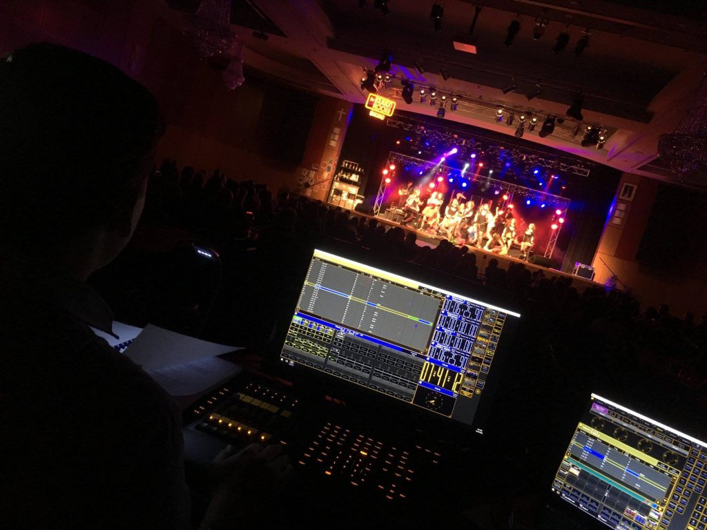 Rock Of Ages Gets Switched On Show Technology Australia Products Featured