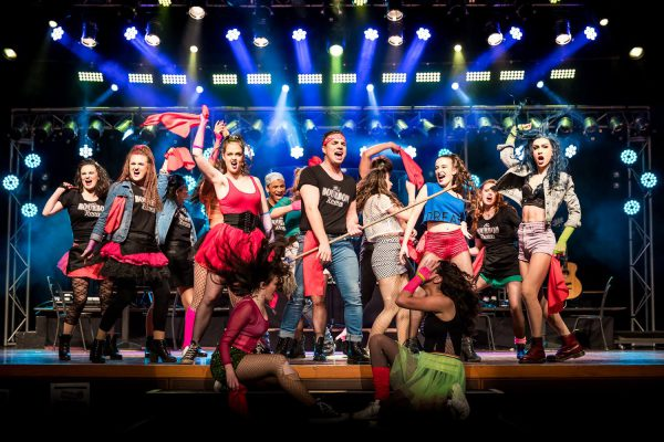 Rock of Ages Gets Switched On