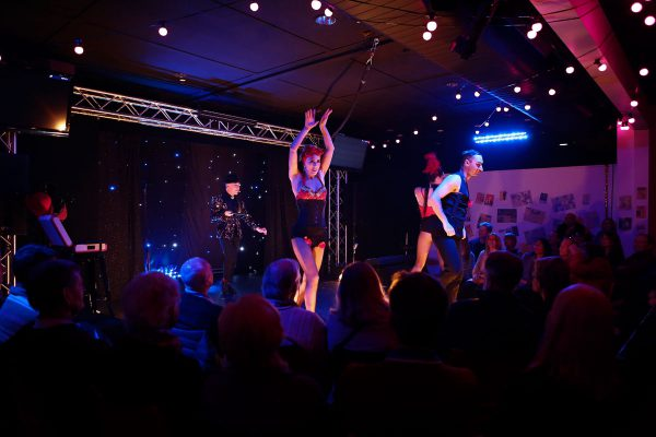 Glen Street Theatre transition to LED with Show Technology