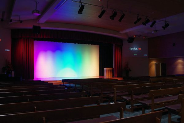A ShowPRO and MA Solution for Bethel Presbyterian Church