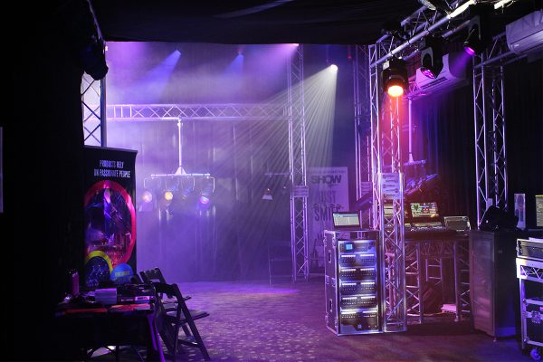 Show Technology Catapults Brisbane's Lighting Industry Forward