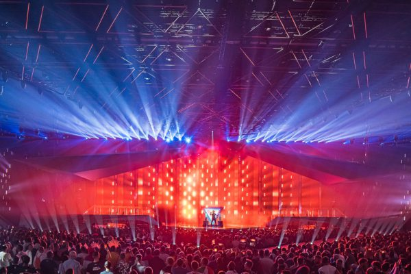 Eurovision Song Contest ruled Tel Aviv: Huge MA system
