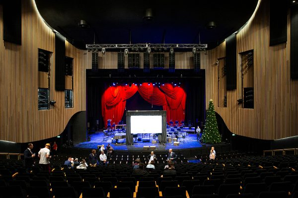 HF Events and Show Technology Turn on the Lights at Sydney's Coliseum Theatre, West HQ