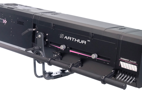 Arthur takes the throne!  Robert Juliat releases new 800W LED followspot