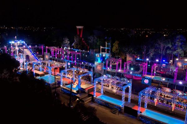 Extra Obstacles for Australian Ninja Warrior