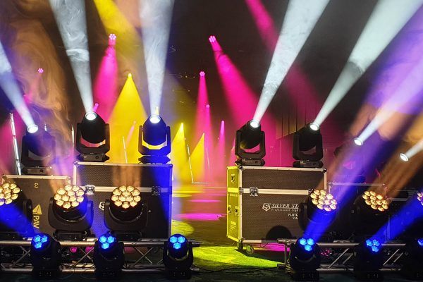 PAV Events invest in ShowPRO Pluto range