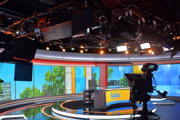 Channel 9 Sydney Choose a Complete Prolights Studio Package and MA Control