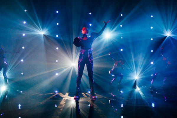 Ayrton, Martin, MA and Desk Dough Vie for Eurovision