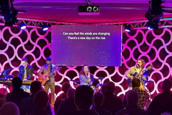 ShowPRO and MA Transform Life Church
